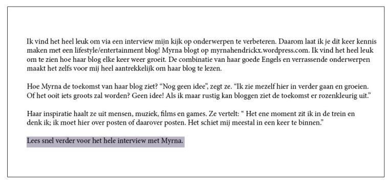 Myrna deel 4